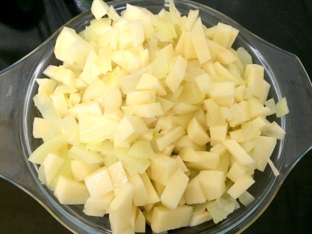 Pastel de patatas, trigueros, pavo y queso (12).JPG