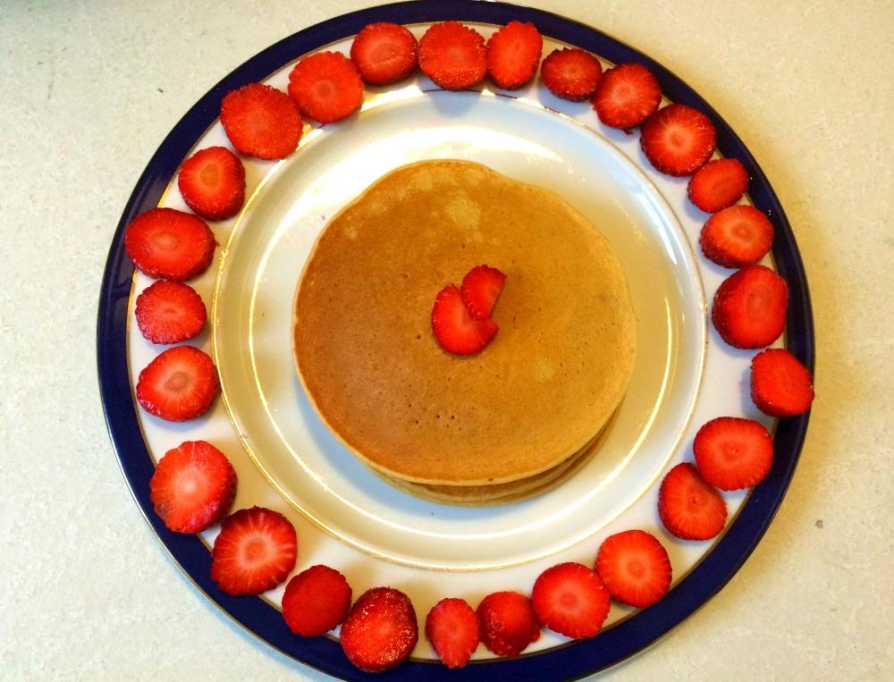 tortitas pancakes plátano (1).JPG