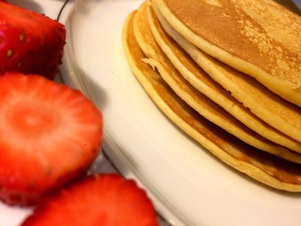 tortitas pancakes plátano (4).JPG