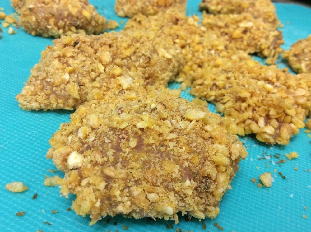 pollo con kikos y mango (4).JPG