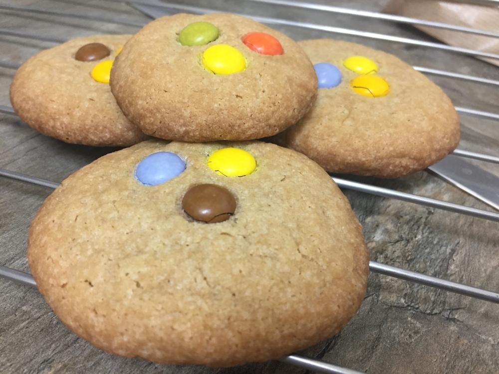 cookies de café sin huevo (2)