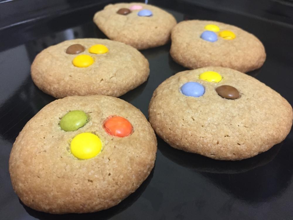 cookies de café sin huevo (5)